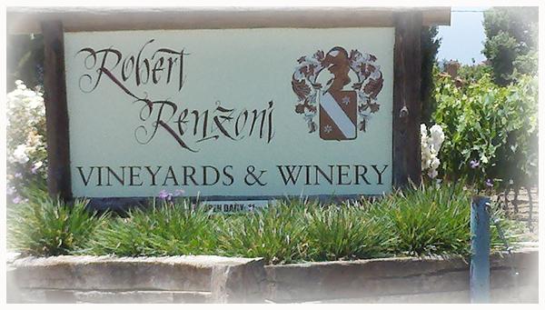 Robert Renzoni sign
