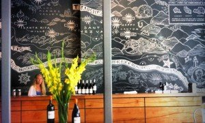 AVA Santa Barbara Elkpen Mural Central Coast Wine Country