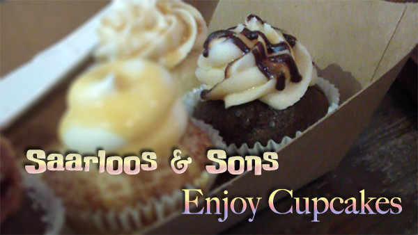 Saarloos & Sons paired with Enjoy Cupcakes
