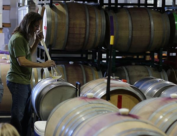 Wes Hagen, Clos Pepe Wine Maker