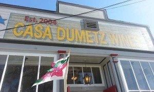 Casa Dumetz Los Alamos Central Coast Wine Country
