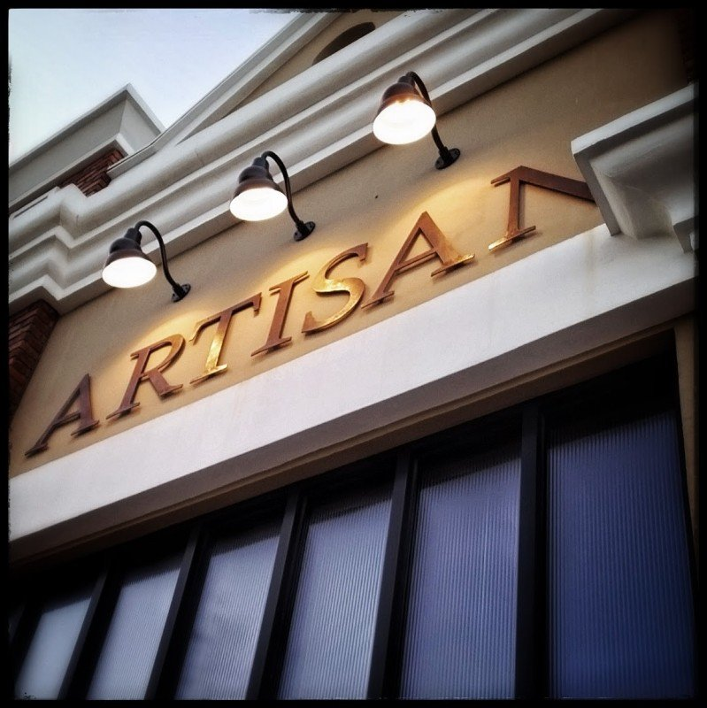 Artisan Restaurant in Central Coast Wine Country