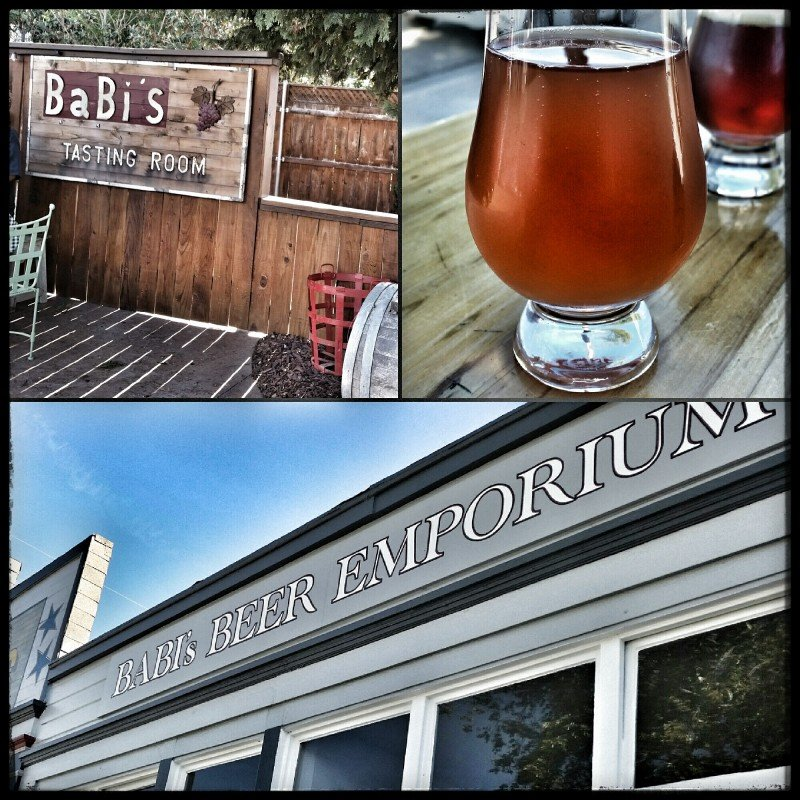 Babi's Beer Emporium Los Alamos Central Coast Wine Country