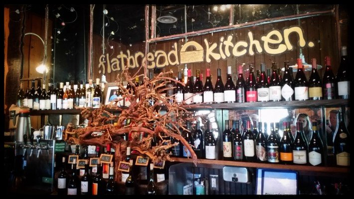 Ful of Life Flatbread Central Coast Wine Country