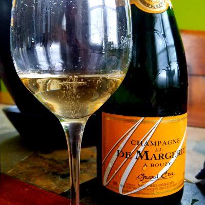 Champagne AJ de Margerie