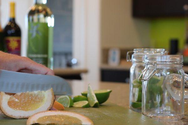 Cutting Citrus
