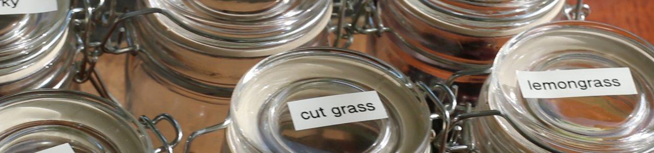 Aroma Scent Jars