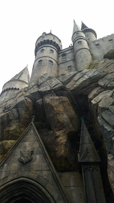 Hogwarts at Universal Studios Hollywood