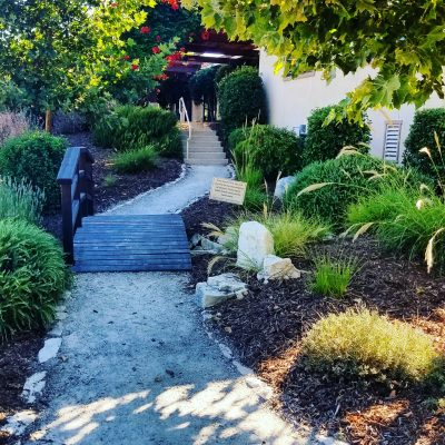 The Grounds at Tablas Creek