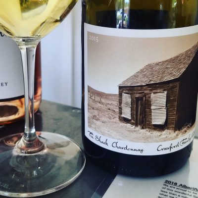Crawford Family Wines Tin Shack Chardonnay