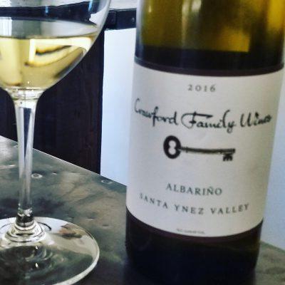 Crawford Family Wines 2016 Albarino