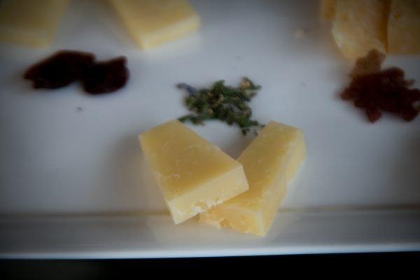 corner 103 Asiago cheese