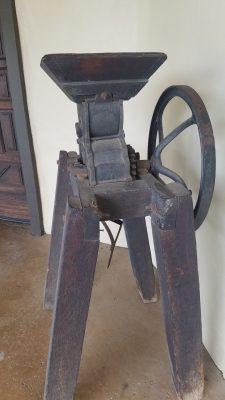 Robert Mondavi, Napa Valley, CA Grape press