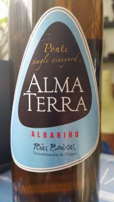 Alma Terra Albarino