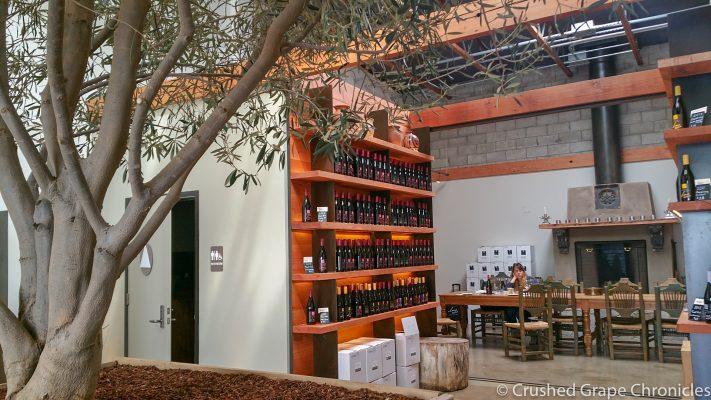 Alma Rosa Tasting Room