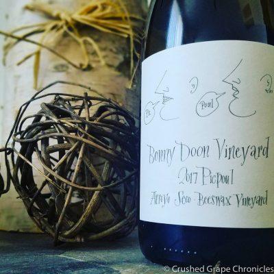Bonny Doon Vineyard 2017 Picpoul