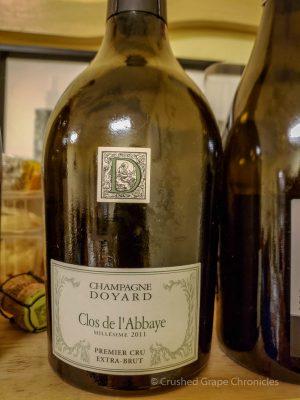 2011 Champagne Doyard Clos de l'Abbaye Grower Champagne