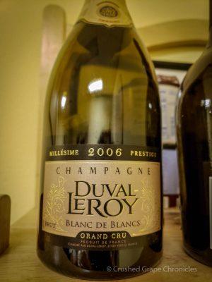 2006 Duval Leroy Grand Cru Blanc de Blancs