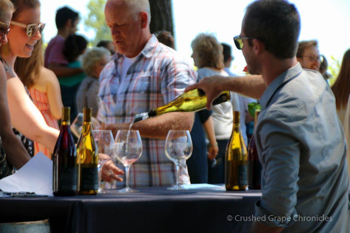 Vista Hills Uncommon Wine Festival Ryan Pickens