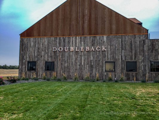 The Doubleback Winery