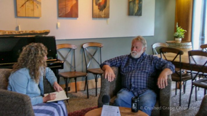 Interview with Rudy Marchesi