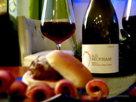 Beckham 2016 Creta Amphora Pinot Noir