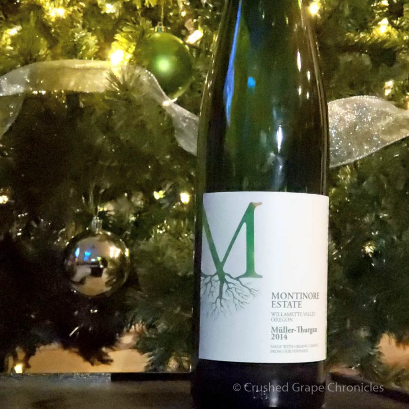 Montinore Estate Muller Thurgan 2014