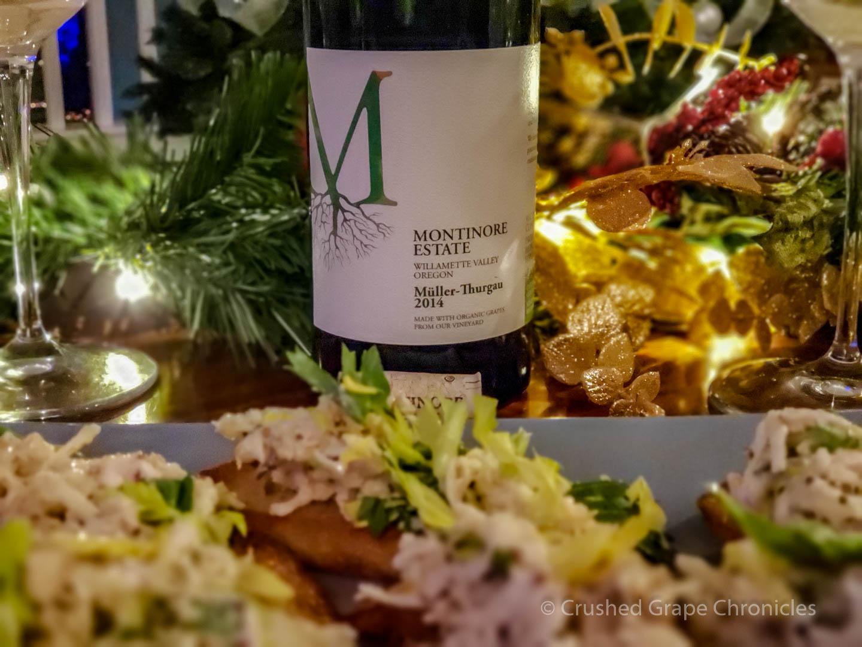 Montinore 2014 Muller Thurgau