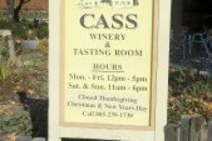 Paso Trip to Cass Winery