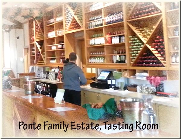 PonteTasting Room