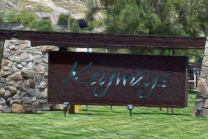 Keyways Sign