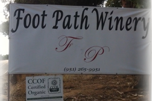 Footpath Winery