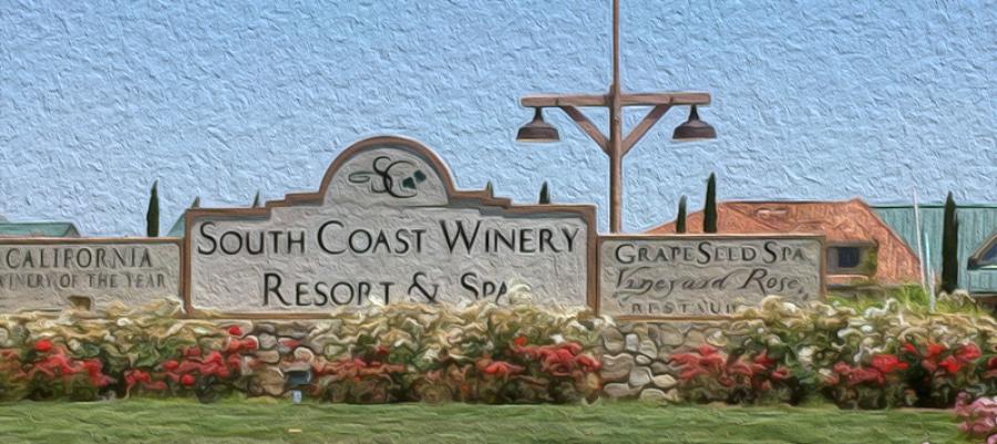 South Coast Winery & Spa