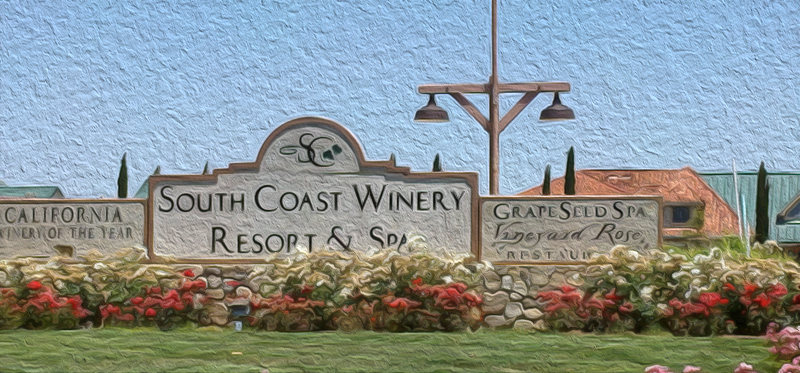 South Coast Winery & Spa
