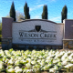 Wilson Creek, so much more than Almond champagne