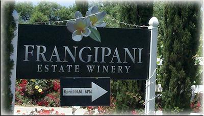 Frangipani Winery
