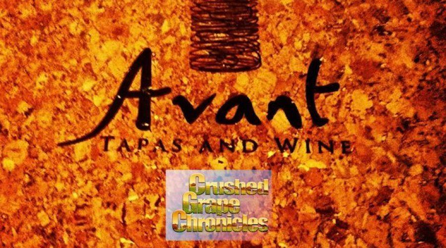 Avant Tapas and Wine Bar.  I have found my Nirvana.