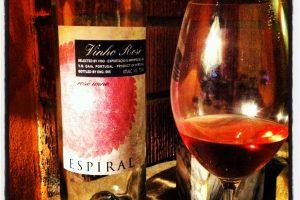 Espiral Vinho Rose