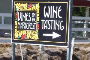 Vines on Marycrest