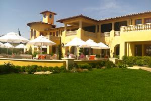 Villa San Juliette Front Patio
