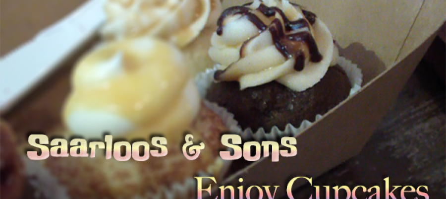 Saarloos and Sons paired with Enjoy Cupcakes