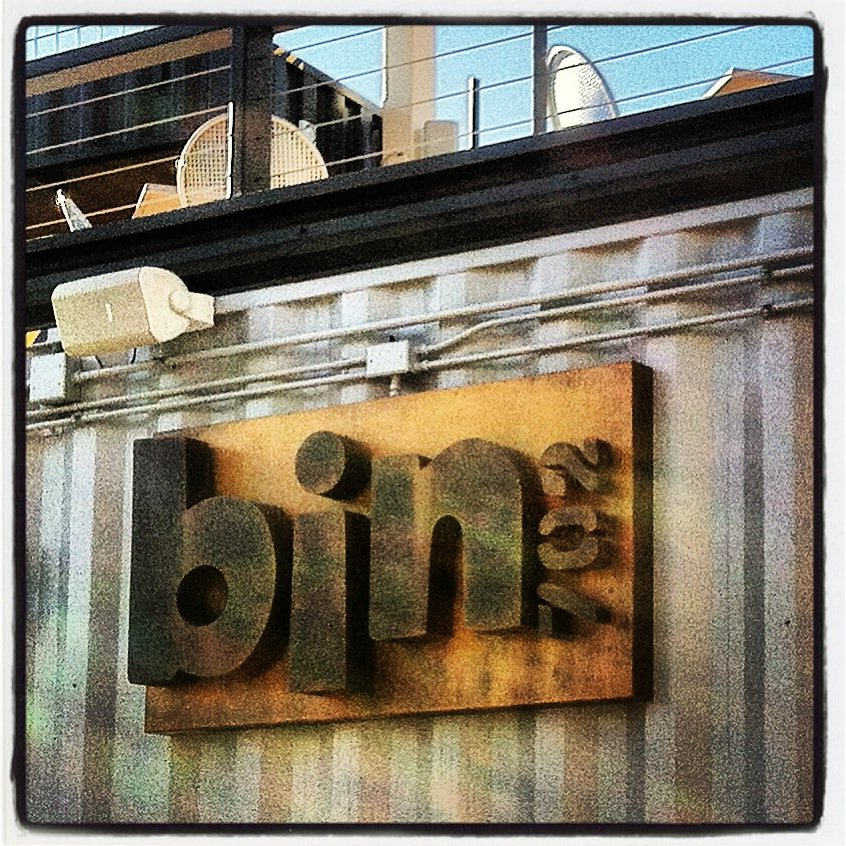 Bin702 sign