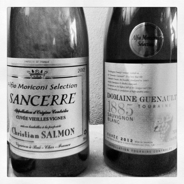 Sancerre and Touraine