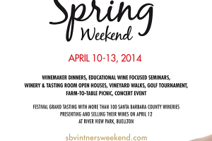 Santa Barbara Vintners Weekend
