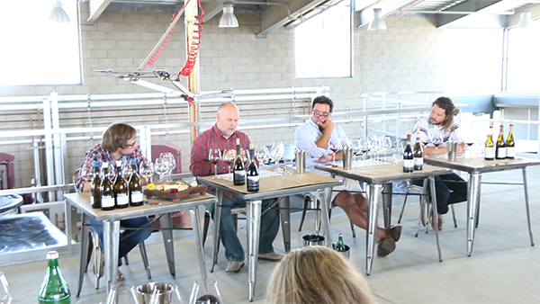 Presqu'ile Wine panel Discussion