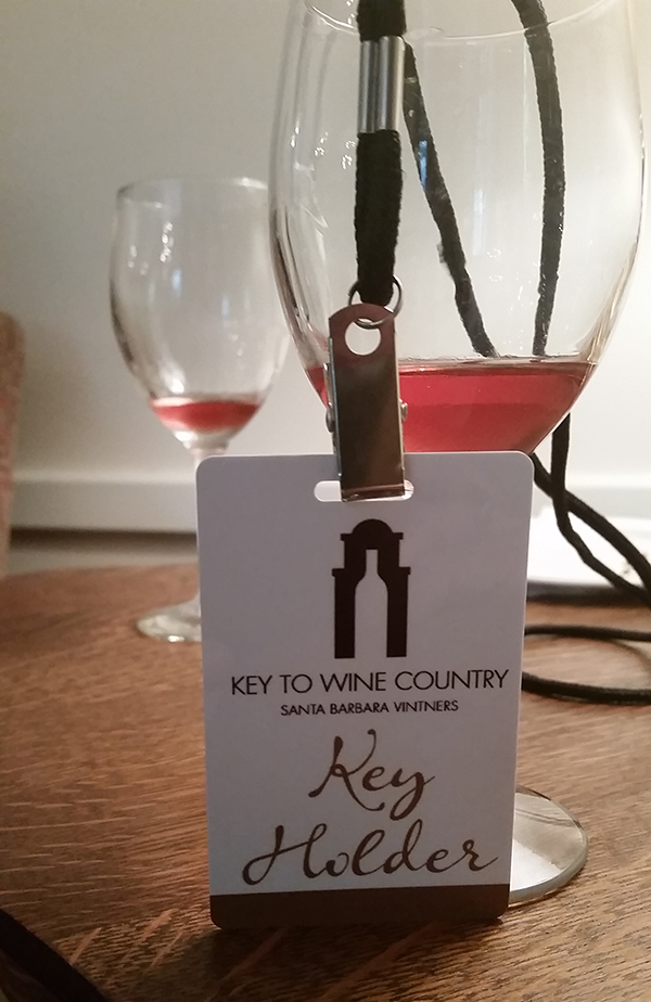 Key to Wine Country, Santa Barbara