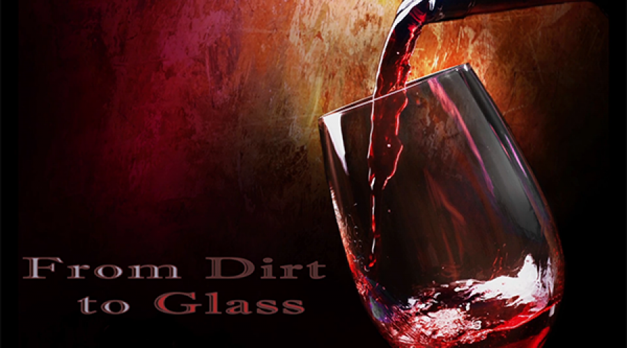 From dirt to glass, Conversations with... Wine Eduaction, Wine travel, Wine exploration