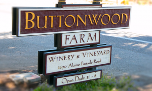 Buttonwood Sign Banner