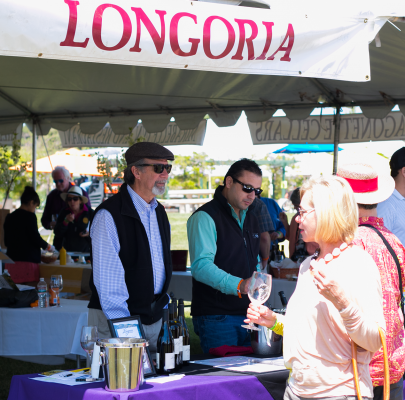 Rick Longoria of Longoria Wines