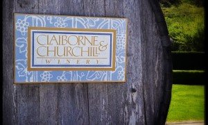 Claiborne & Churchill SLO Central Coast Wine Country